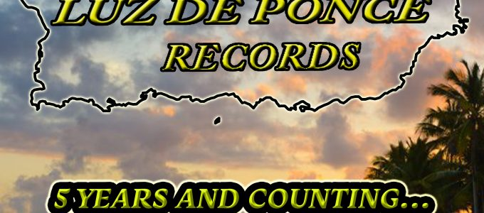 Various Artist - Luz De Ponce 5 Years and Counting
